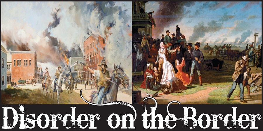 """Disorder On The Border"" Symposium image"
