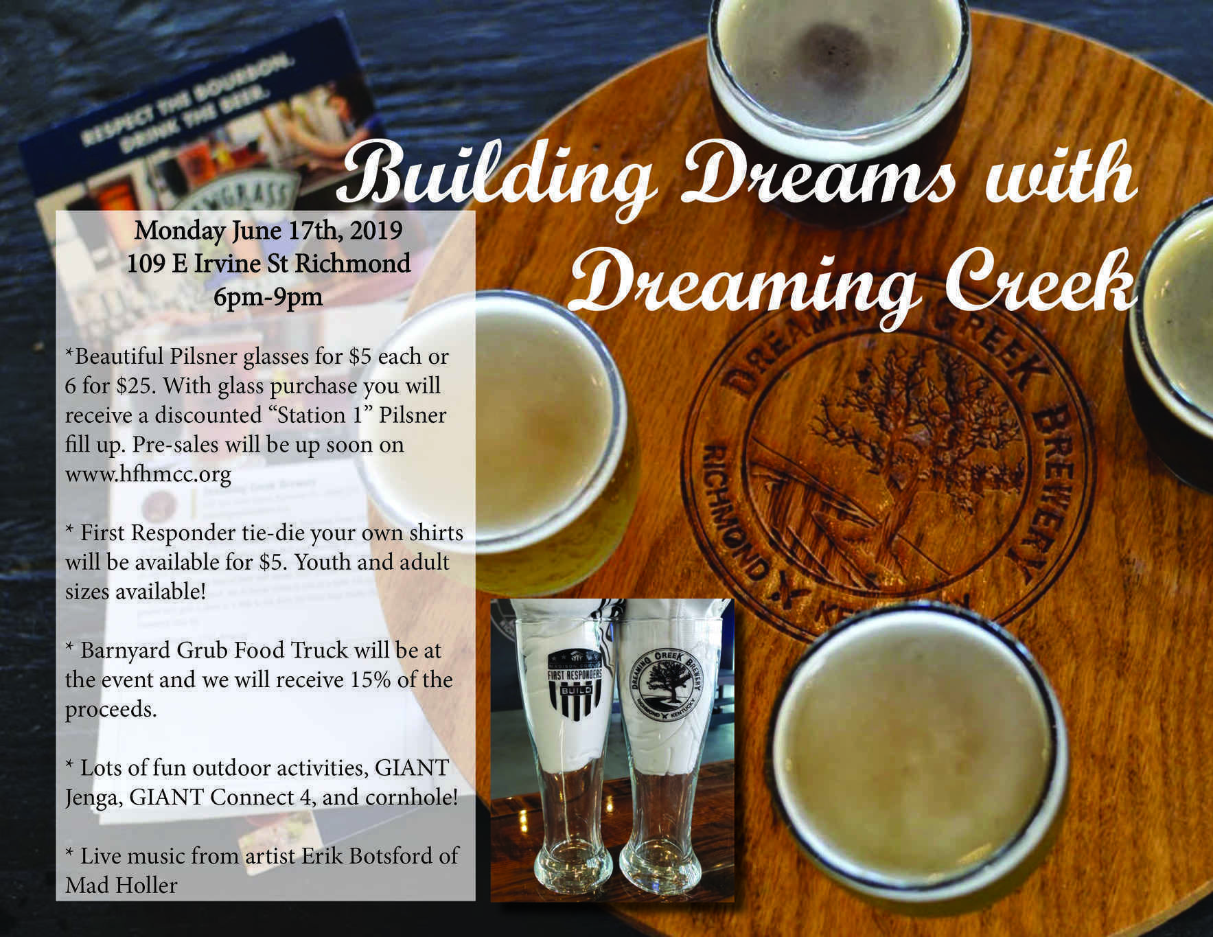 Building Dreams With Dreaming Creek  image