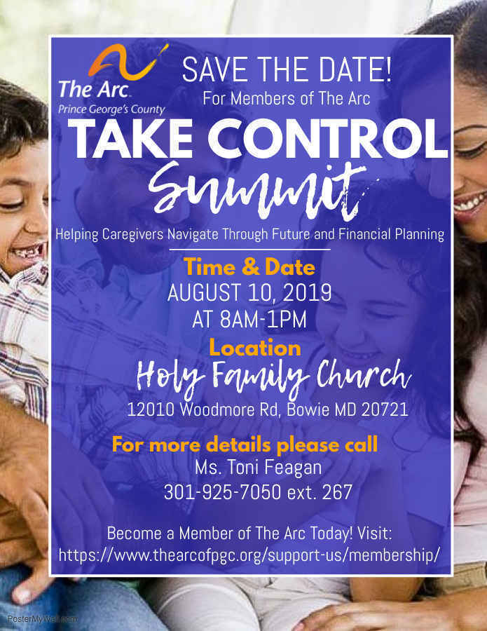 Take Control Summit Sponsorship Page image