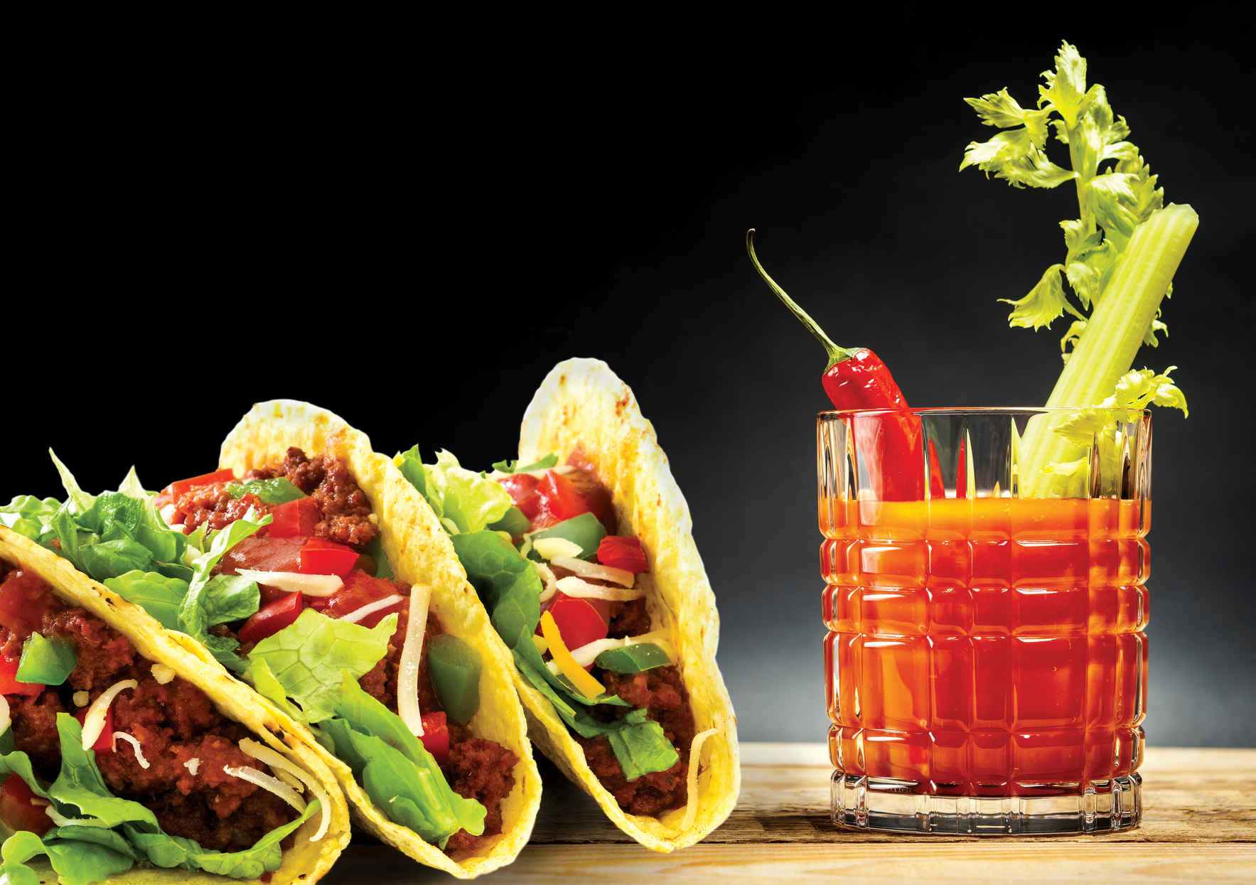 TACO THROWDOWN & BLOODY MARY CONTEST - Online ticket sales have closed, but tickets are available at the Gate. image