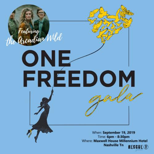 The One Freedom Gala 2019 image