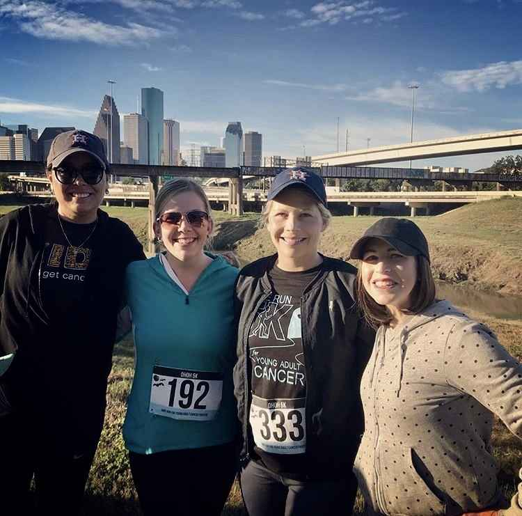 4th Annual Hope Run for Young Adult Cancer Fighters image