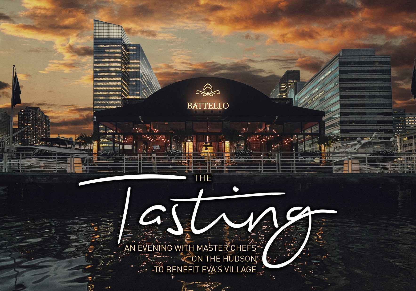 THE TASTING: an Evening with Master Chefs on the Hudson image