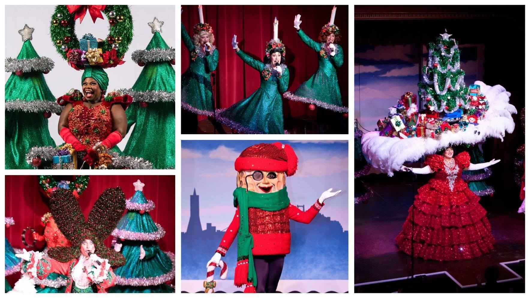 Huckleberry's Beach Blanket Babylon Holiday Benefit  image