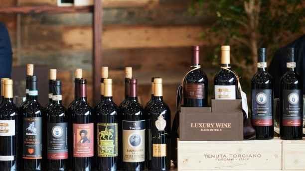 Tenuta Torciano Wine School Fundraising Tasting Event image