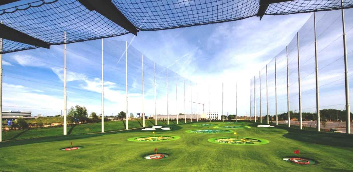 2019 Open Arms Topgolf Greenville image