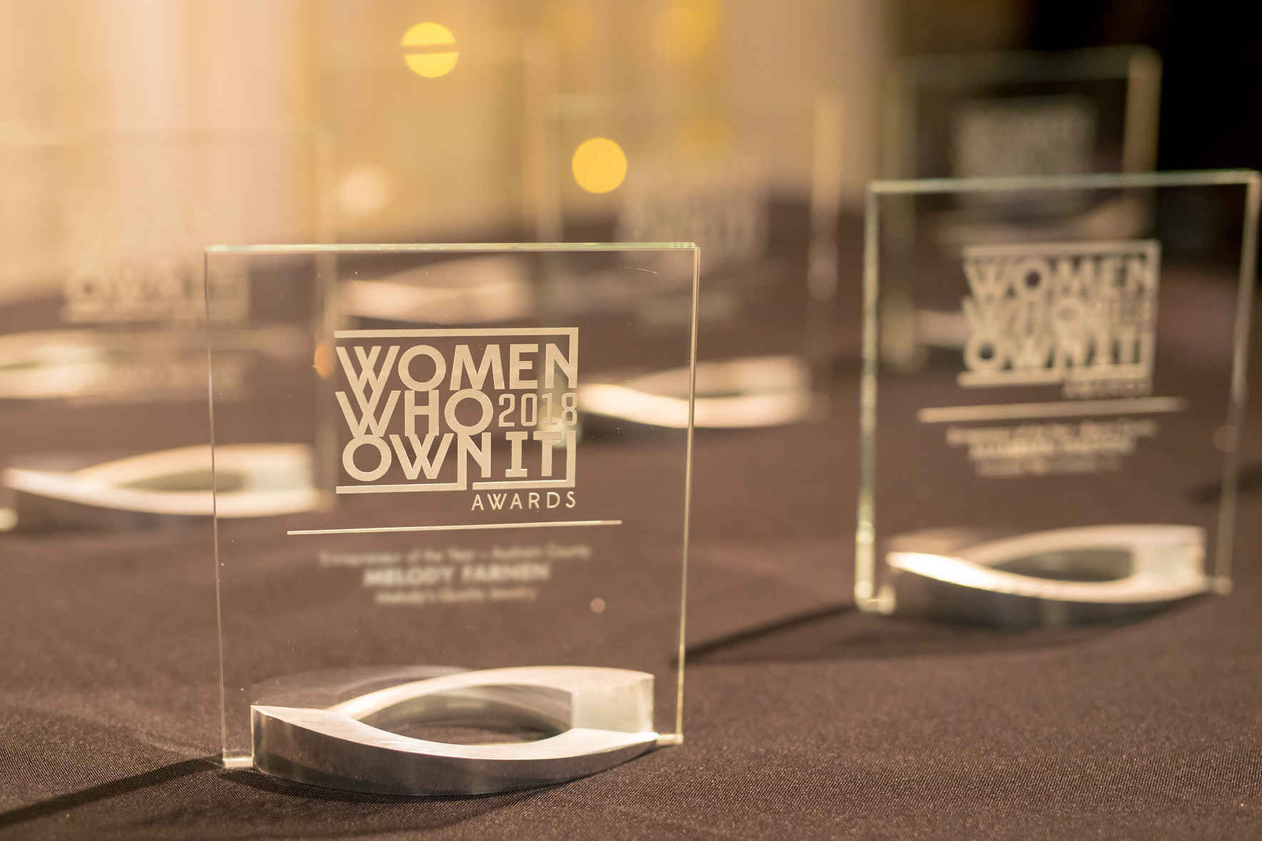 Women Who Own It Awards 2019  image