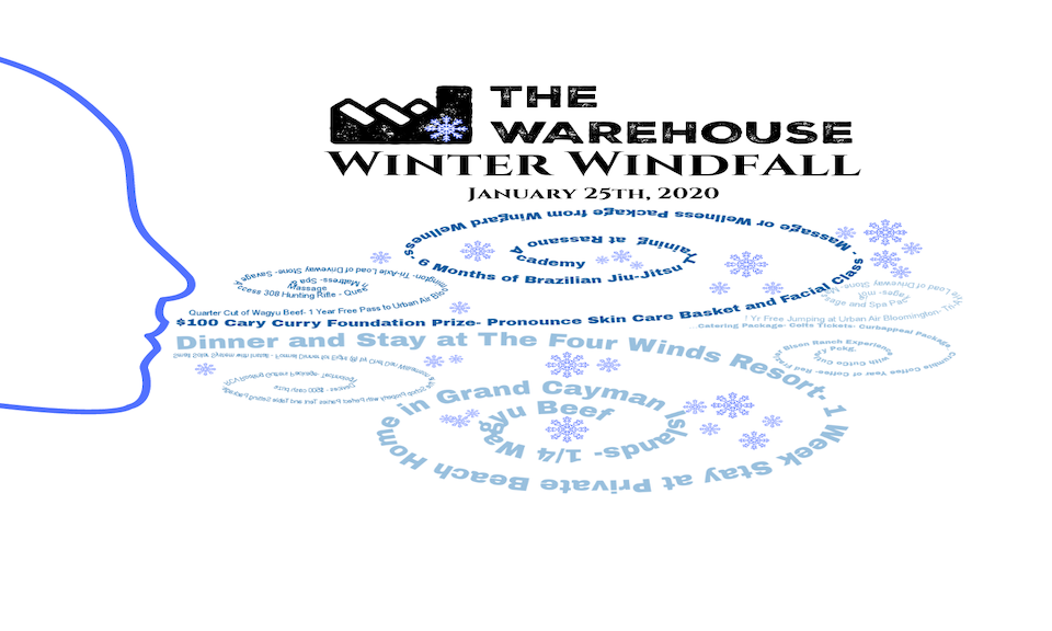 Warehouse Winter Windfall image