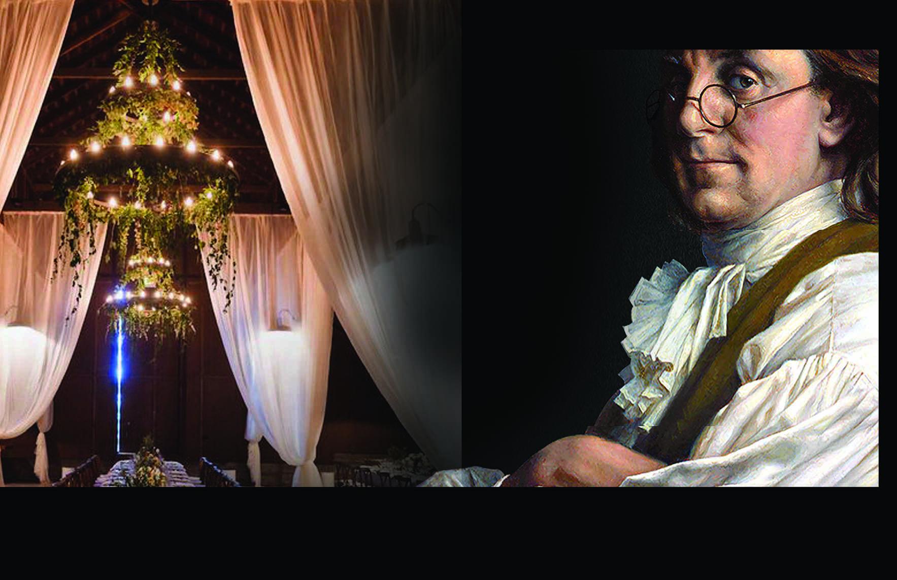 An Evening at Versailles with Benjamin Franklin image