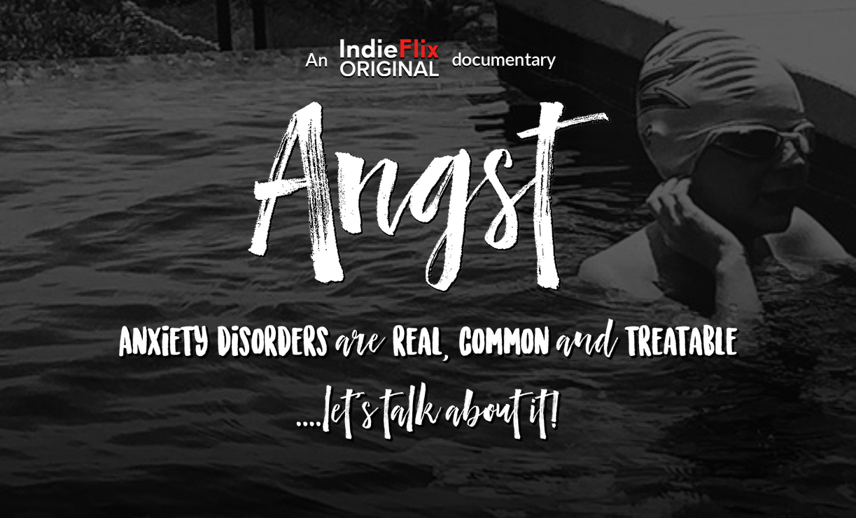 Angst - a community movie screening, lunch and learn and panel discussion about anxiety. image