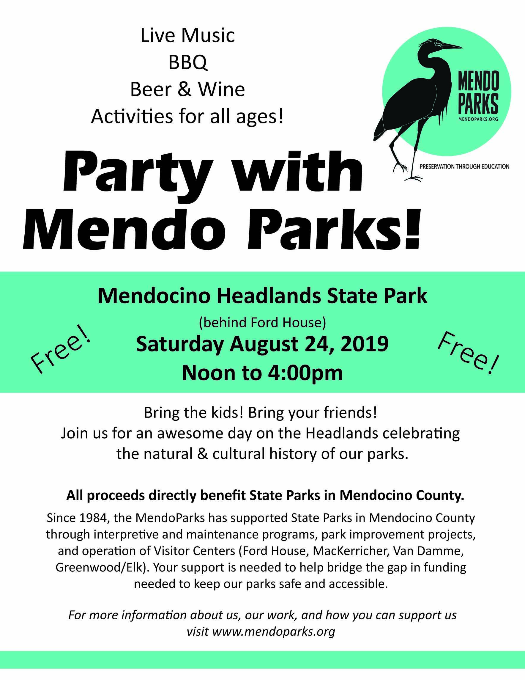 Party with MendoParks image