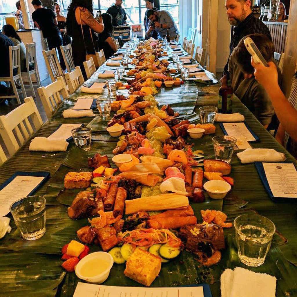 POSTPONED - PACCO Kamayan Feast image