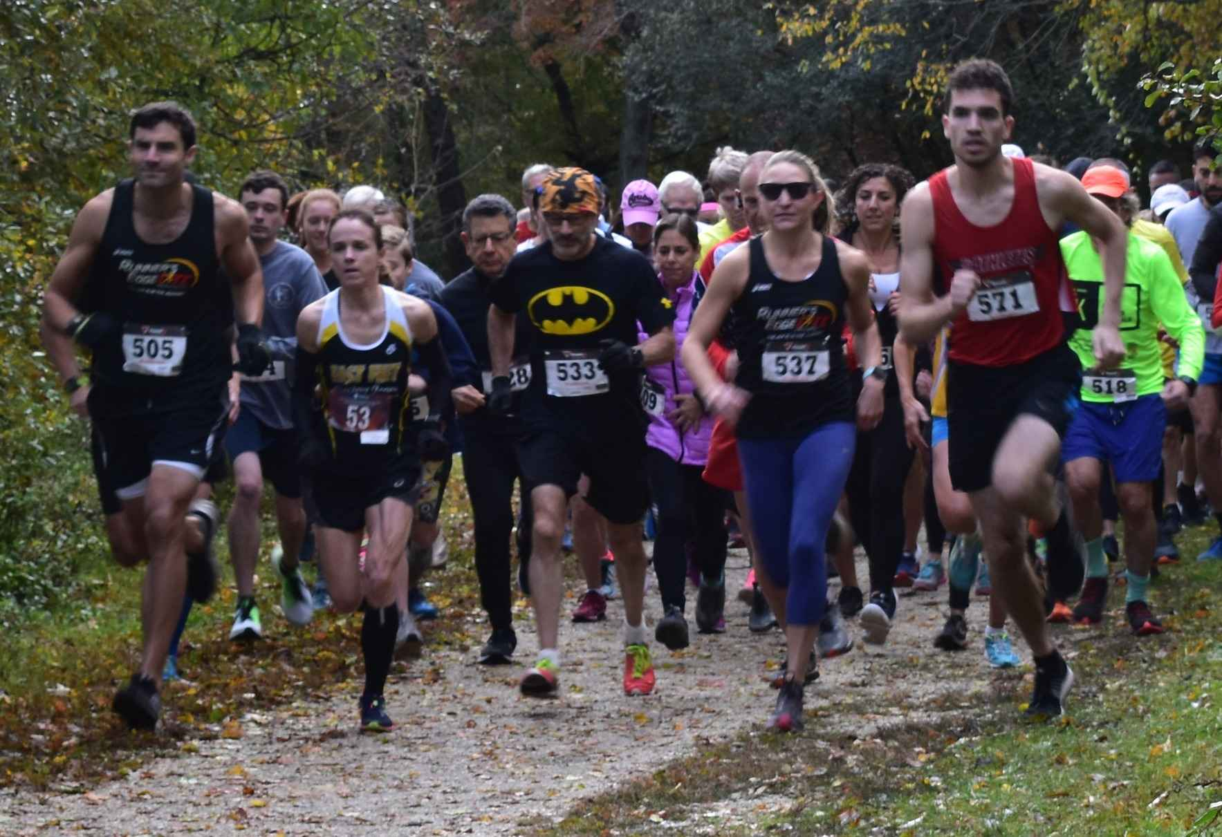 Sleepy Hollow 5K Run/Walk - 2019 image
