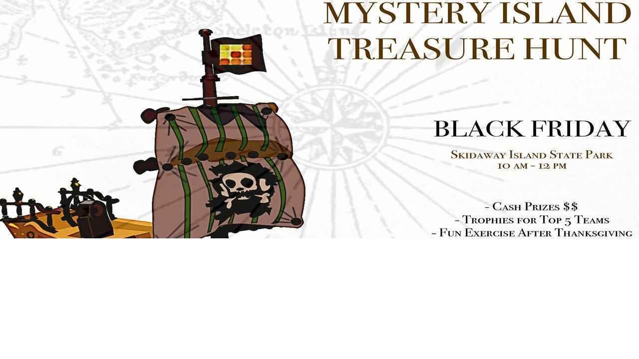 The MITH - Mystery Island Treasure Hunt  image