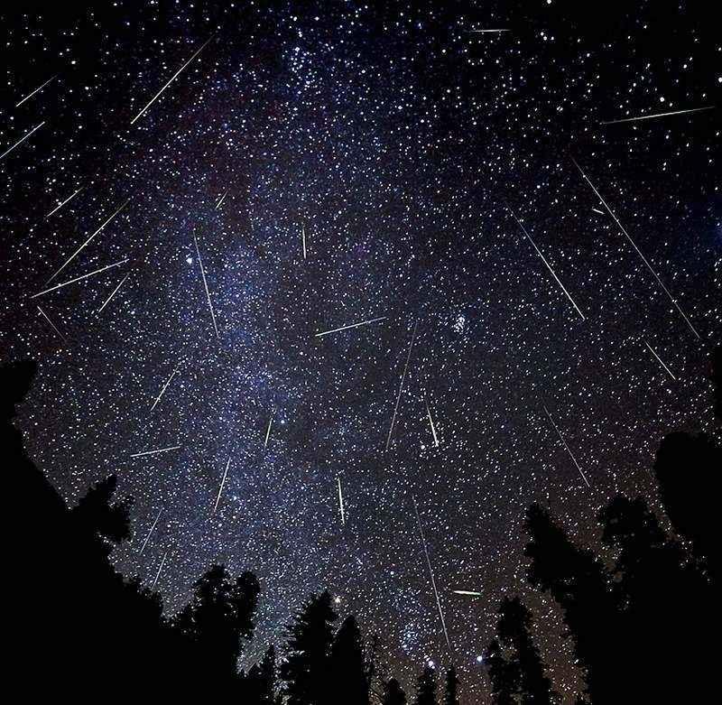 Leonid Meteor Shower Photography Workshop image
