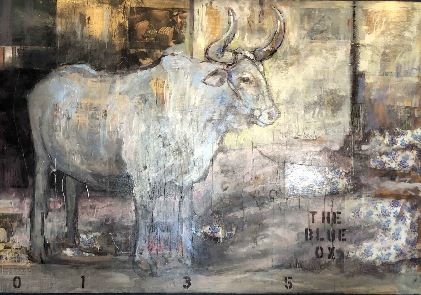 A Night at the Blue Ox image