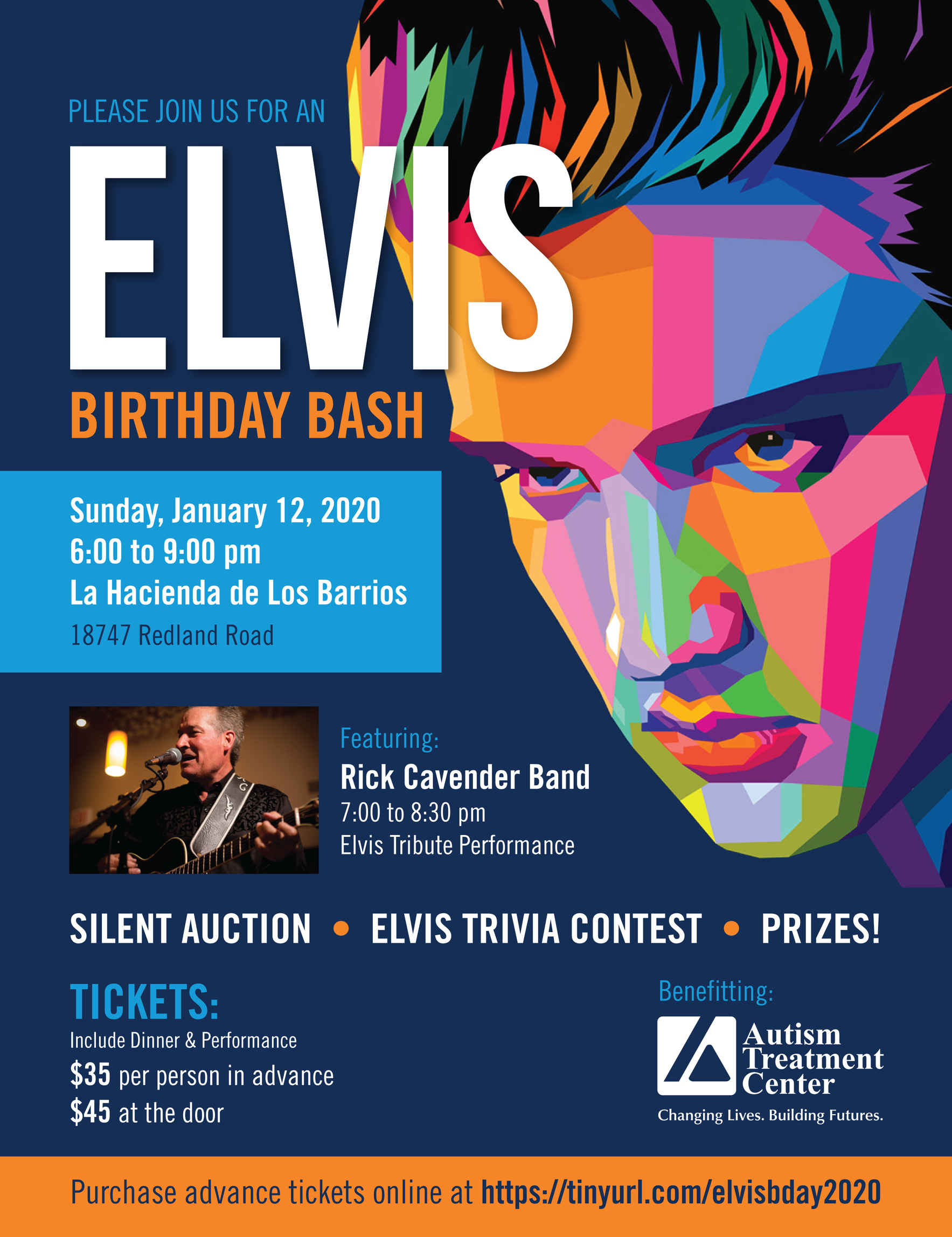 Elvis Birthday Bash 2020 image