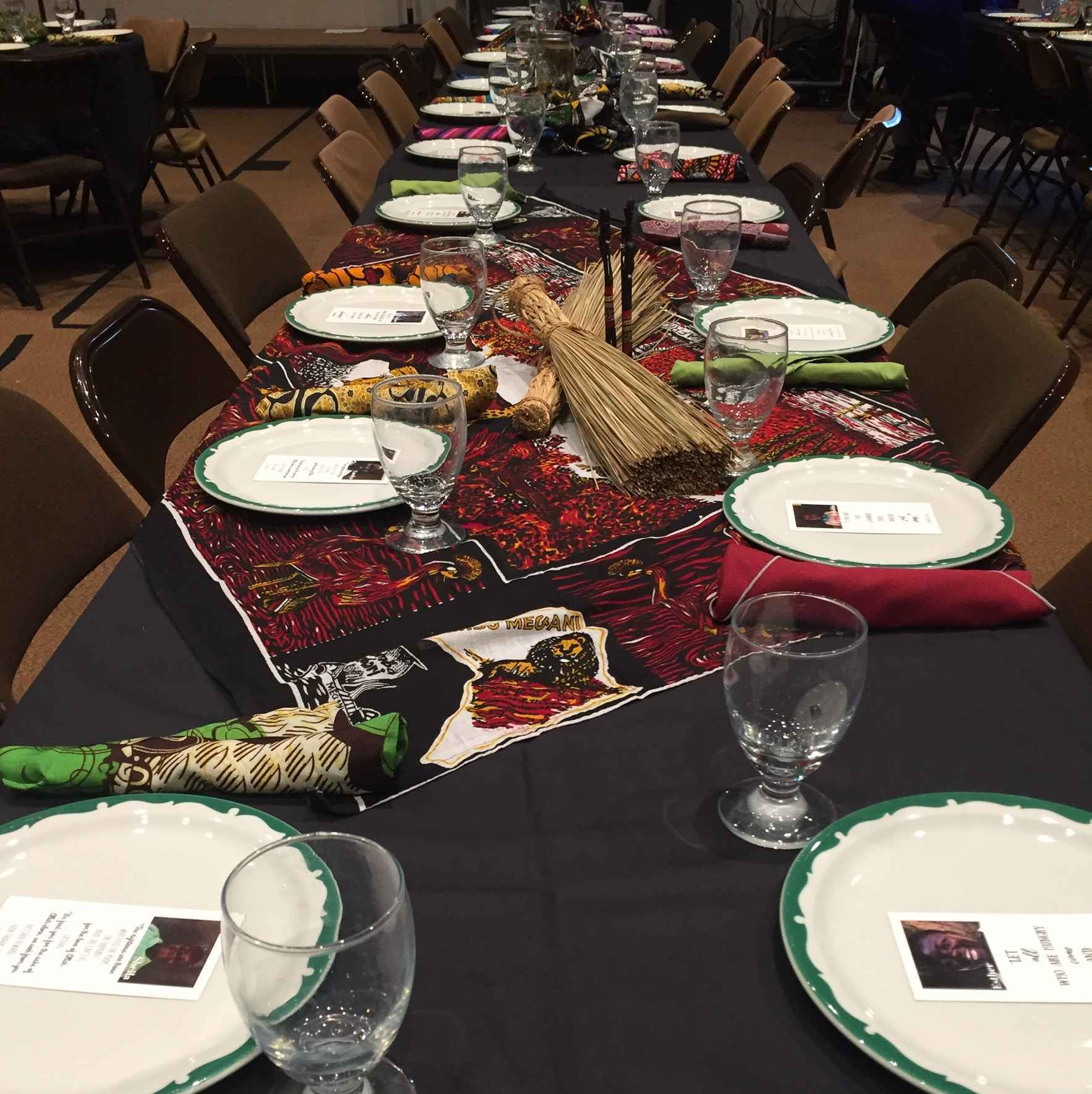 2019 Interfaith Thanksgiving Dinner image