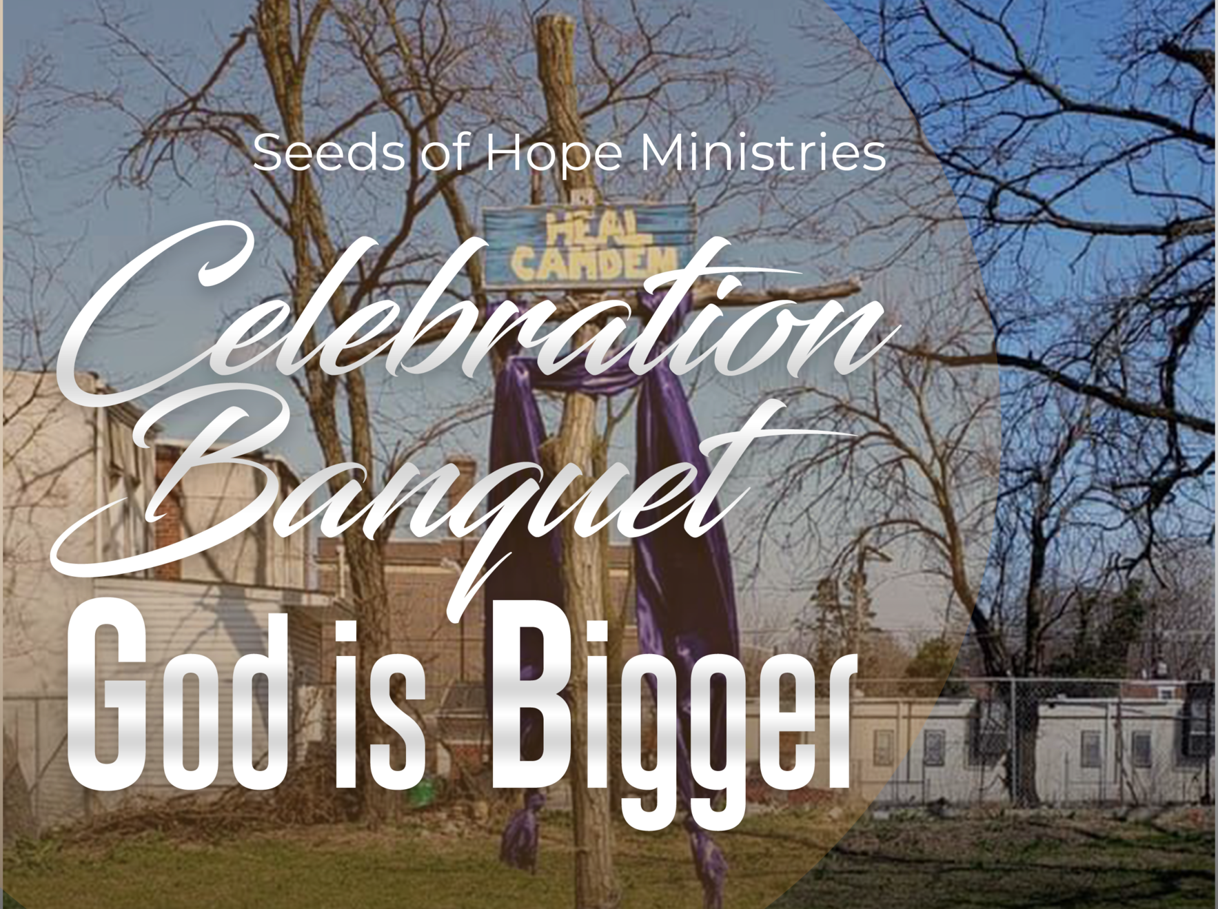 God is Bigger Celebration Banquet image