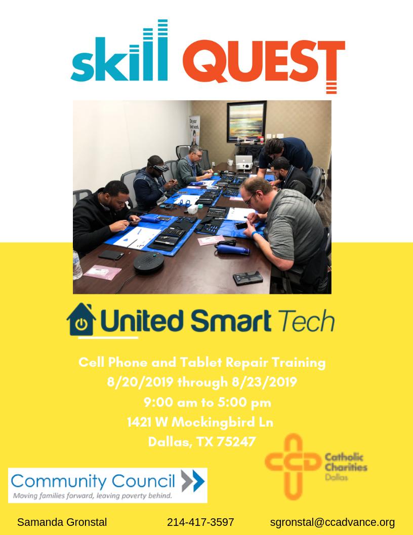 United Smart Tech Training  image