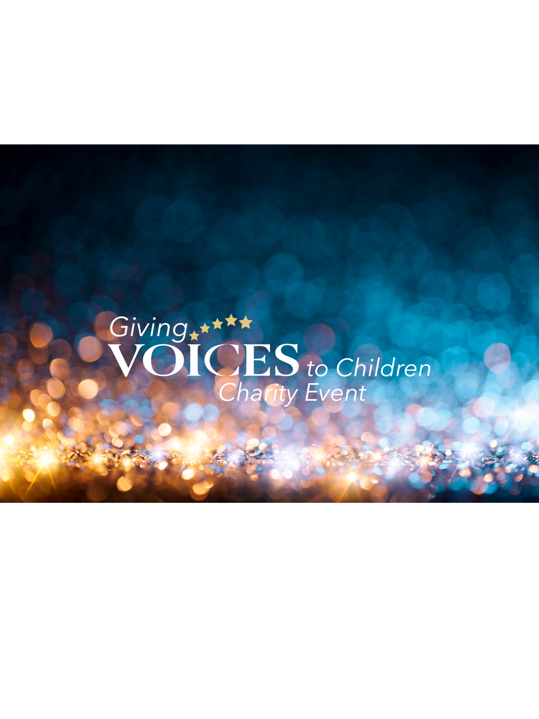 4050-E Giving Voices to Children Charity event   image