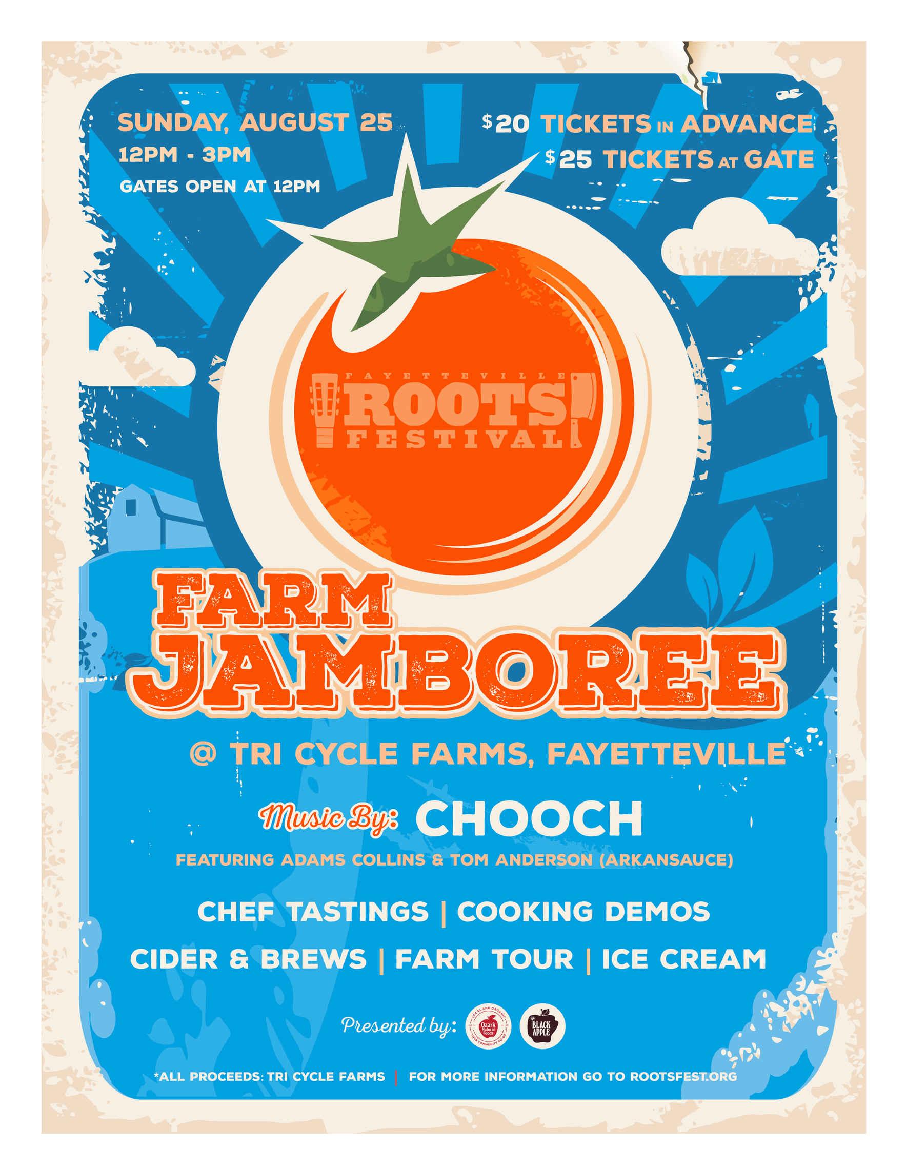Roots Fest Farm Jamboree image