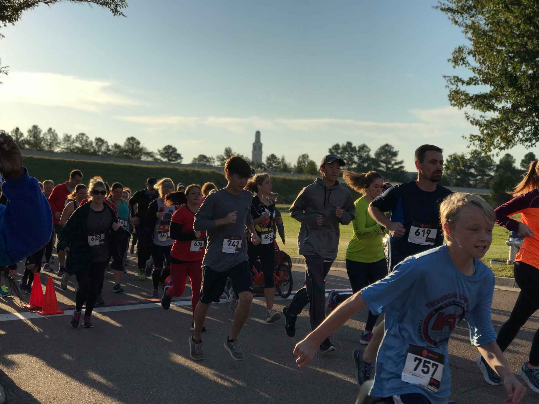 8th Annual Laps for Little Ones 5K and Fun Run image