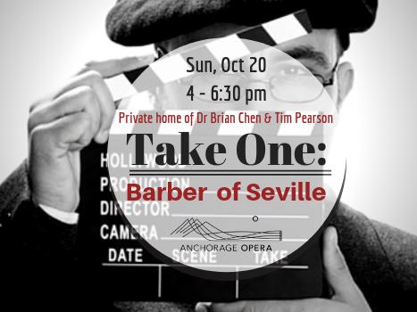 TAKE ONE: Barber of Seville image