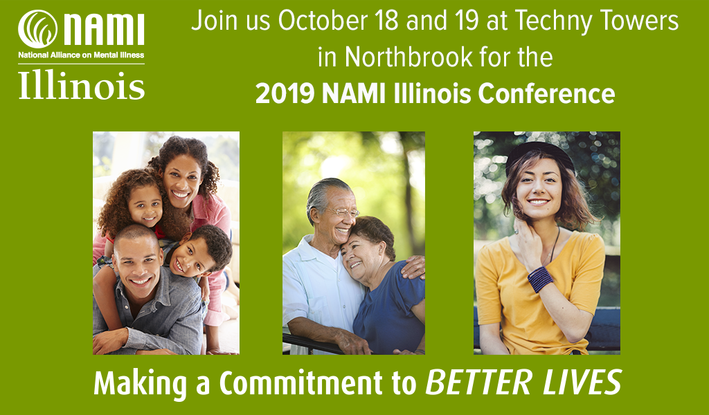 NAMI Illinois 2019 State Conference image