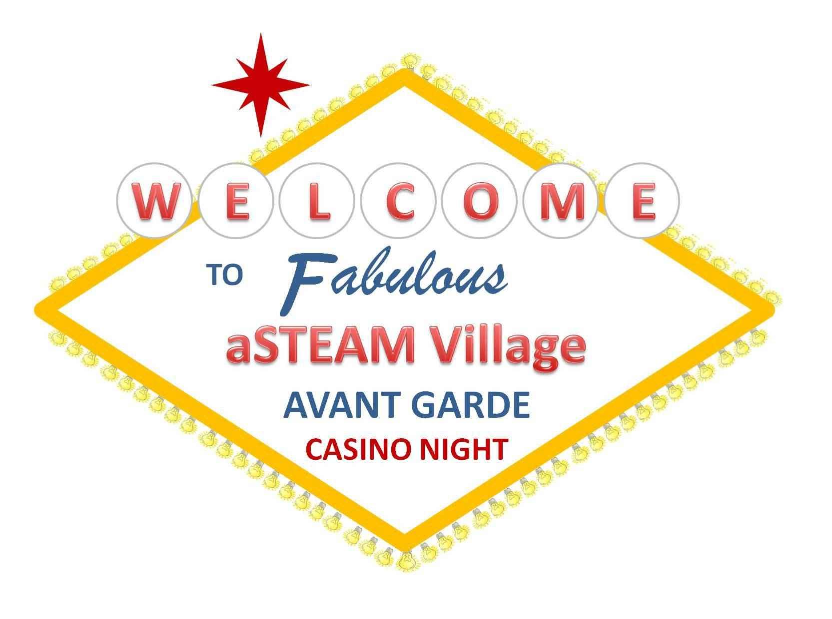 4th Annual Viva Avant Garde Casino Night Fundraiser image