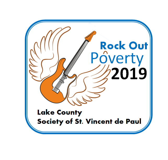 Rock Out Poverty With St. Vincent DePaul image
