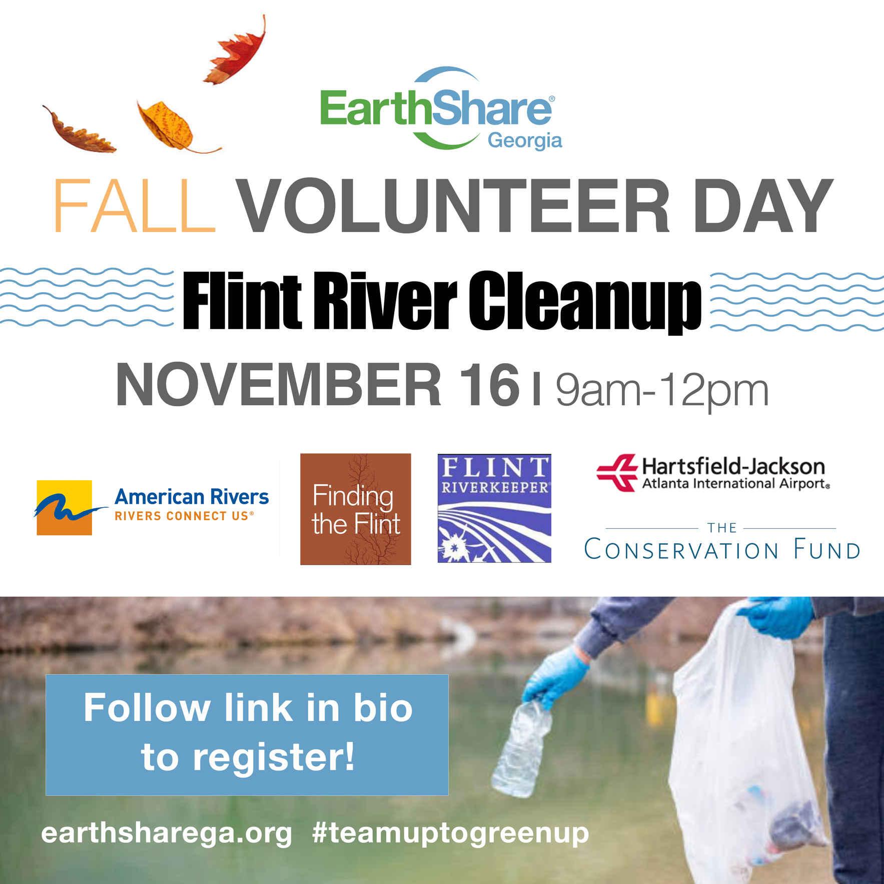 EarthShare Georgia 2019 Fall Volunteer Day  image