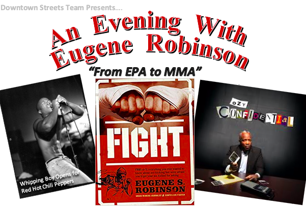 An Evening with Eugene Robinson image