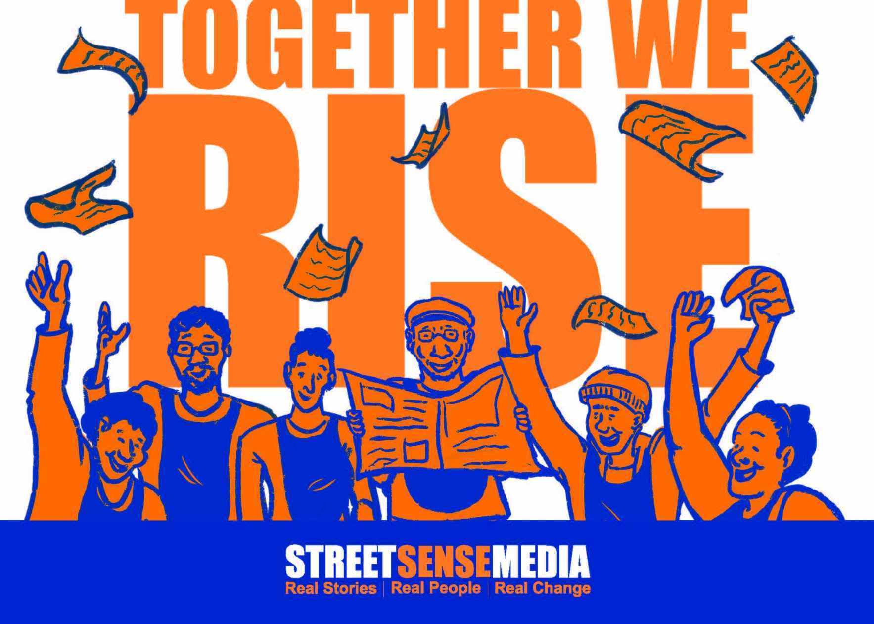 Together We Rise image