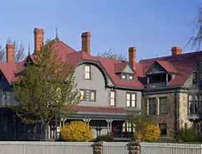 Alumni Tours and Social at James A. Garfield Historic Site image