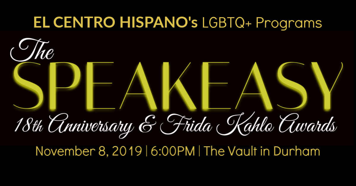 The Speakeasy 18th LGBTQ Anniversary & Frida Kahlo Awards Dinner image