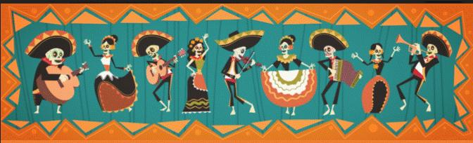 Dia De Los Muertos Fiesta! image