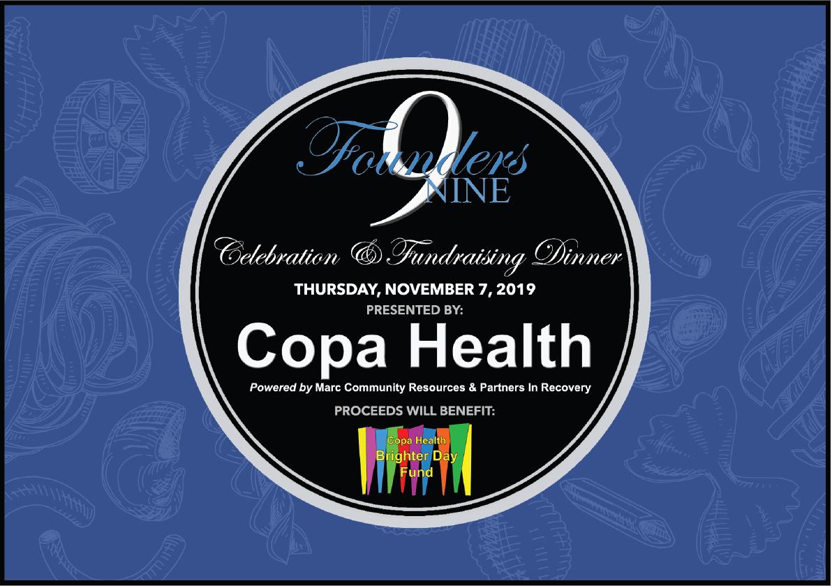 Founders Nine Celebration and Fundraiser 2019 image