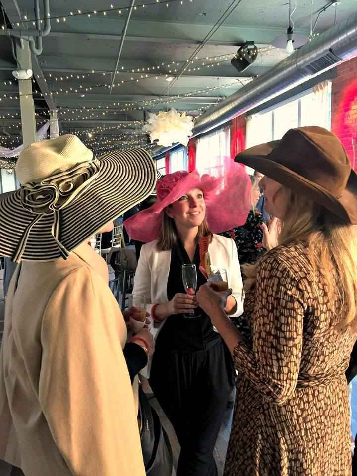 Compass House's Annual Big Hat & Tacky Tie Dinner image