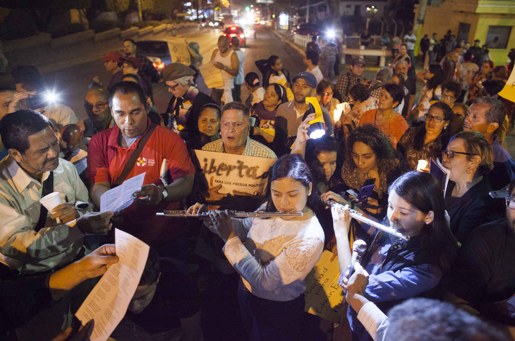 A Night of Solidarity with Padre Melo image