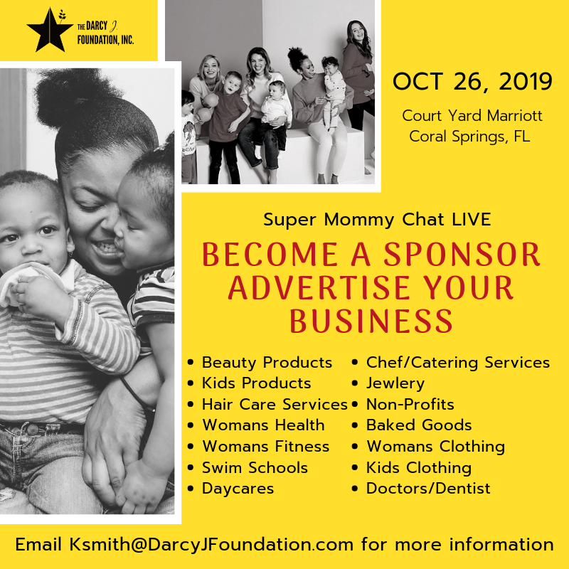 Super Mommy Chat Live Sponsorship image