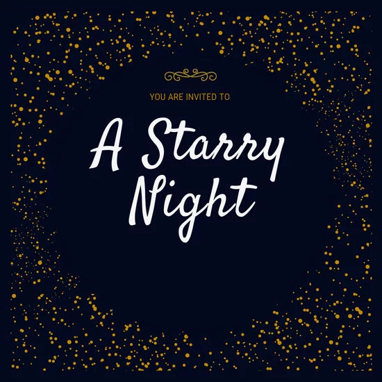 """Night to Prevent Child Abuse """"A Starry Night"""" image"""