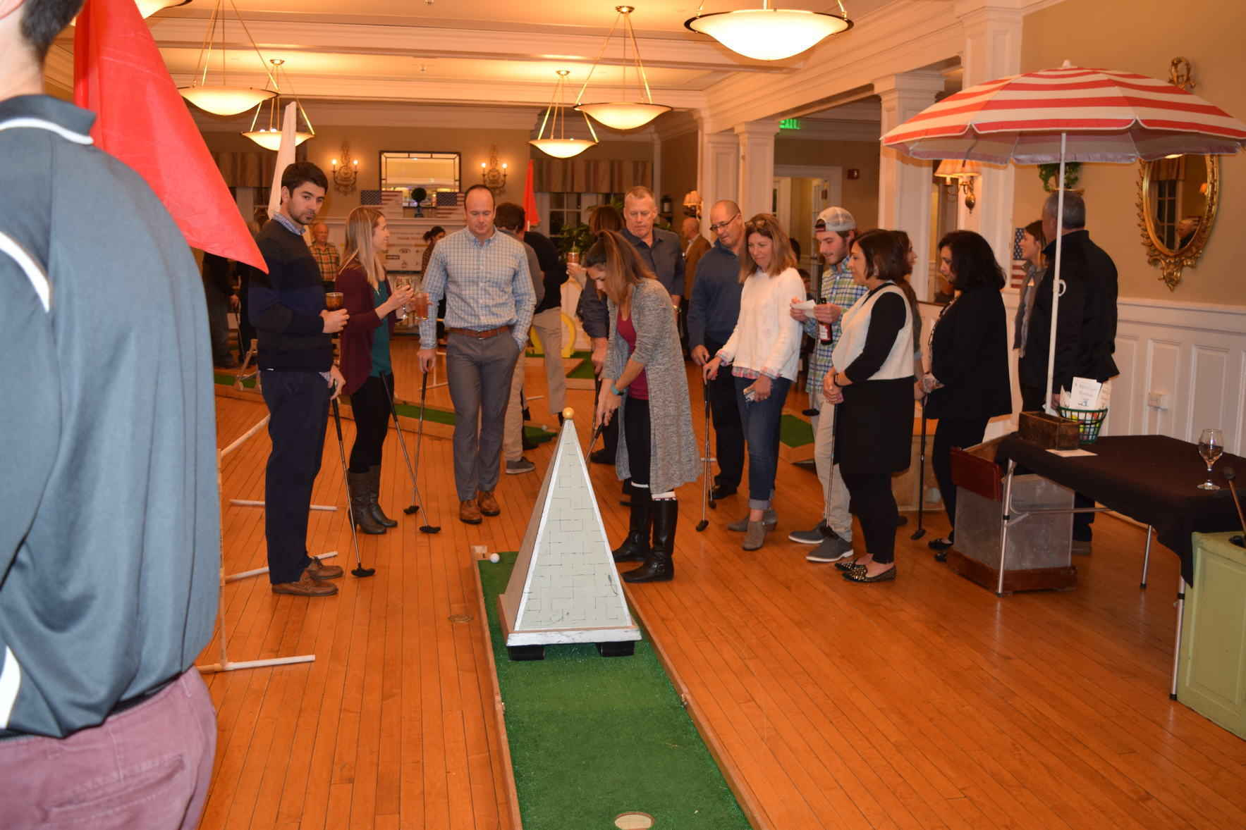 Fourth Annual Mini Golf Tournament image