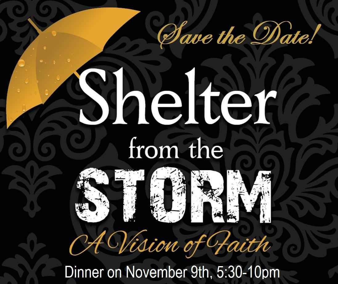 Shelter from the Storm Dinner 2019 image