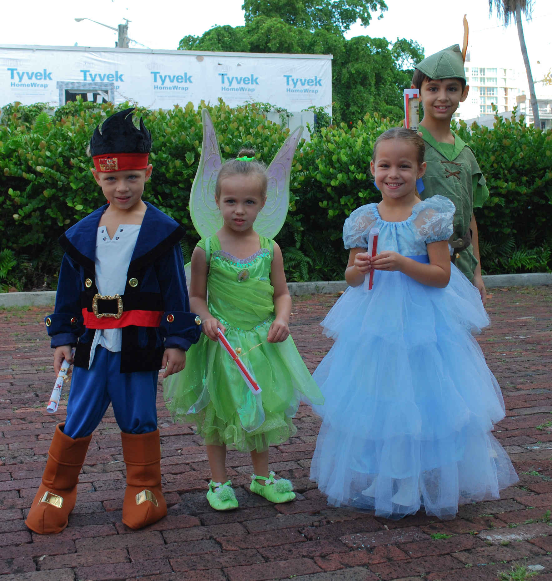 Peter Pan Pirate Party image