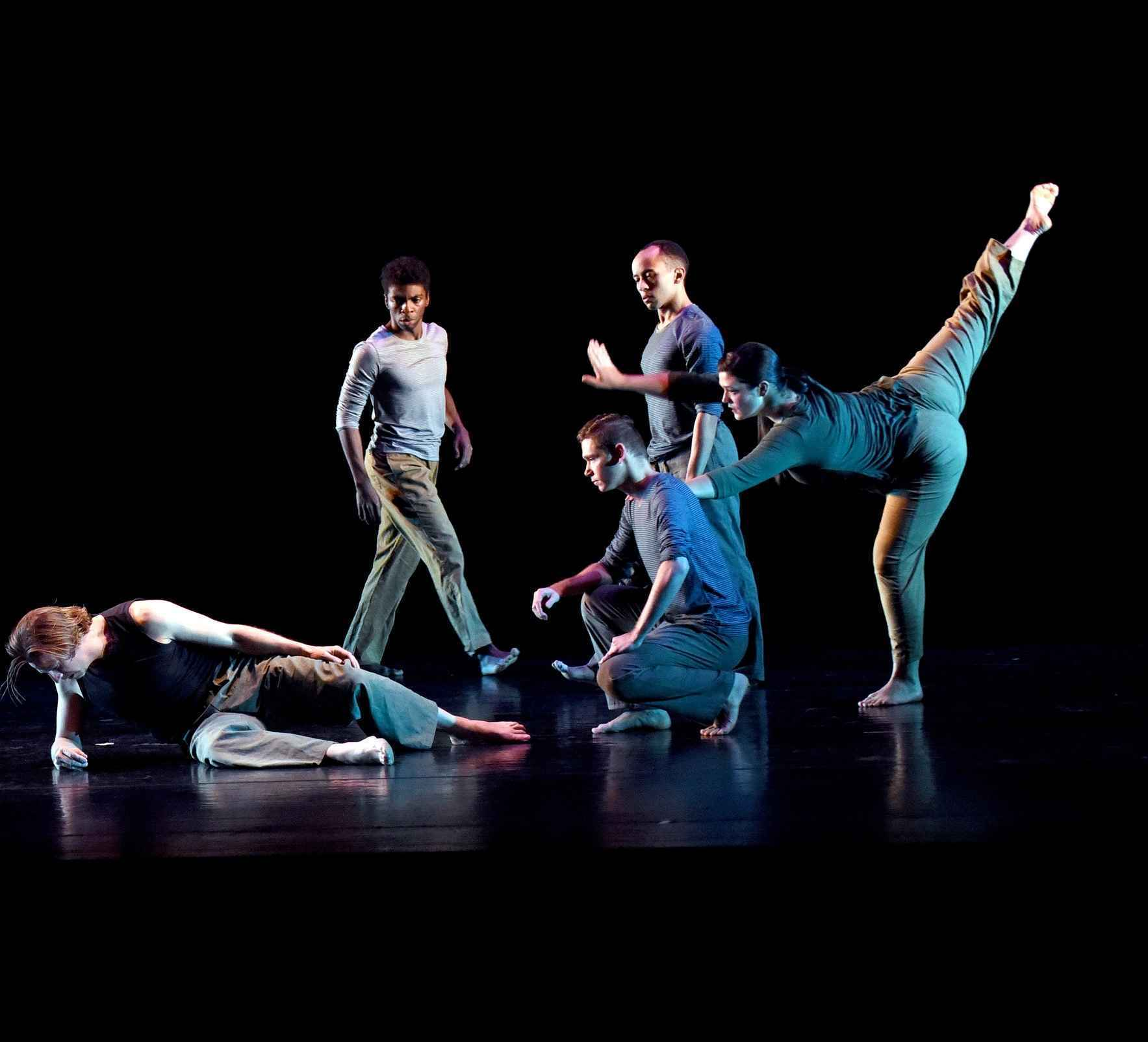 An Evening with West Virginia Dance Company image