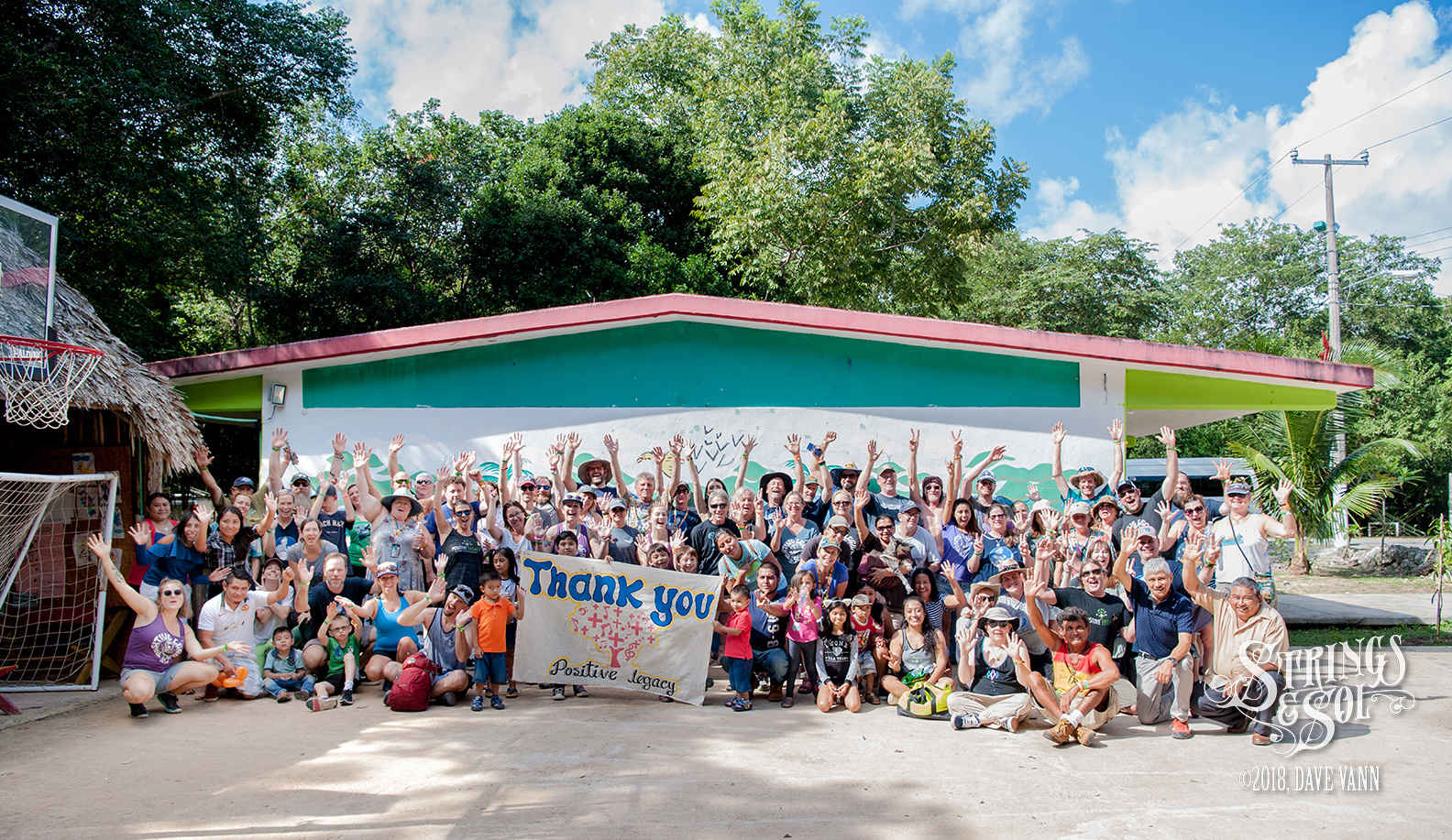 Strings & Sol 2019 Community Engagement & High School Landscaping Experience image