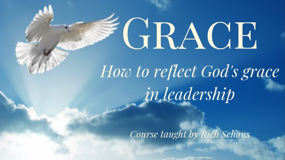 Building a Grace-Based Organization image