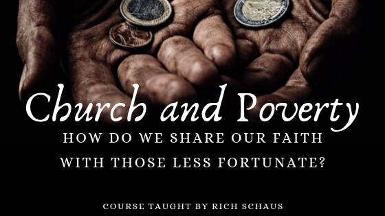 Church and Poverty image