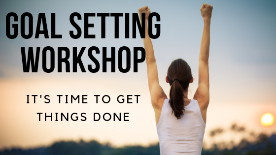 Goal Setting Workshop image